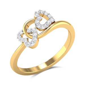 Barrie Diamond Ring