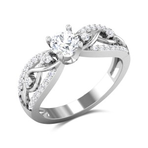 Brianca Solitaire Ring