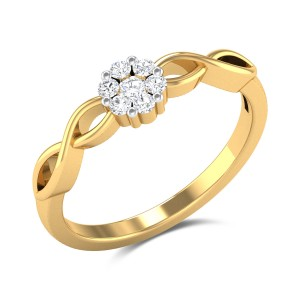 Edana Diamond Ring