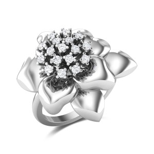 Ilene Diamond Ring