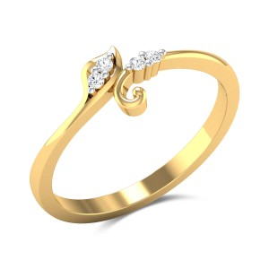 Kaegan Diamond Ring