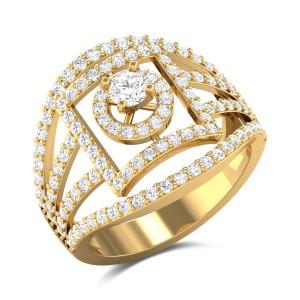 Baahir Royal Diamond Ring