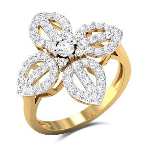 Bahira Royal Floral Ring