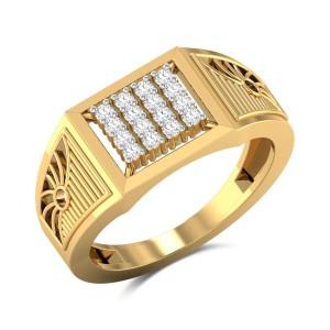 Augustina Diamond Ring
