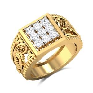 Tierney Nine Stone Diamond Ring
