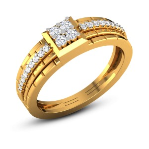 Thor Diamond Ring