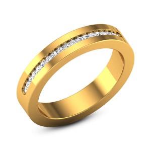 Percival Diamond Band Ring