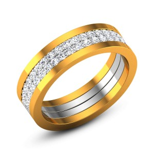 Orlena Diamond Band Ring
