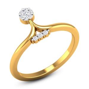 Abja Diamond Ring