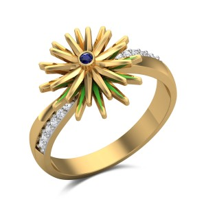 Aarushi Diamond Ring