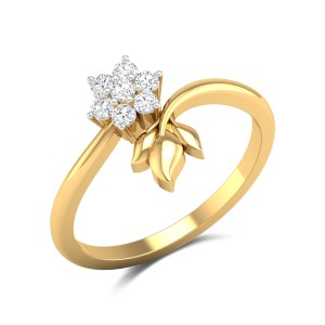 Zyrah Diamond Ring