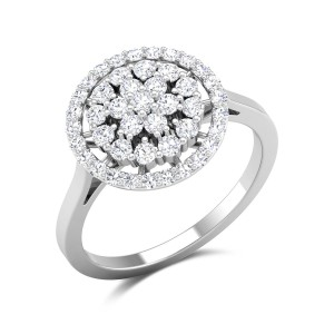 Melissa Diamond Ring