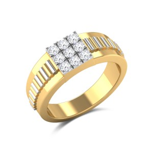 Amar Diamond Ring