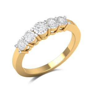 Abyudh Diamond Ring