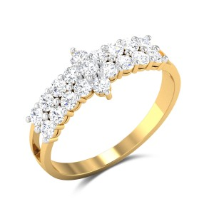 Shaguftha Diamond Ring