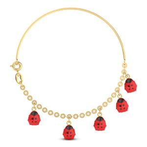 Ambrosia Gold Kids Bracelet