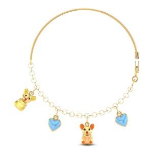Novara Gold Bracelet