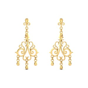 Abhati Chandelier Earrings