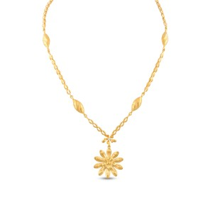 Dayita Gold Necklace