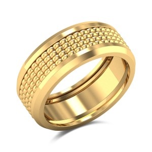 Aindrila Gold Ring