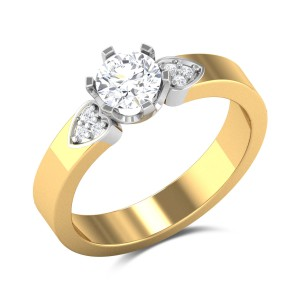 Meriel 6 Prong Solitaire Ring