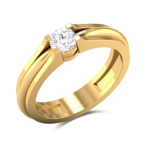 Eternal Sparkling Solitaire Ring