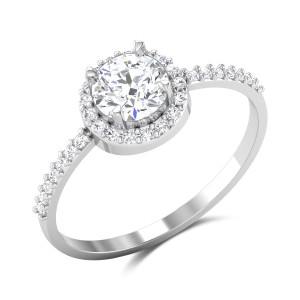Rocco Solitaire Ring