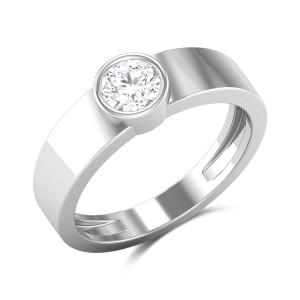 Avonmora Solitaire Ring