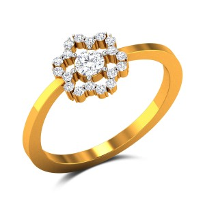 Magnus Solitaire Ring