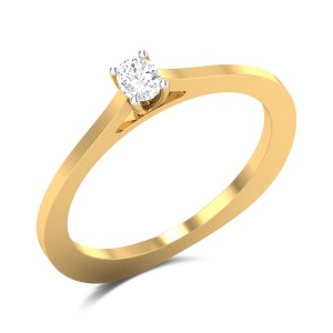 Glema Oval Cut Solitaire Ring