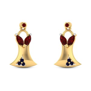 Varali Stud Earrings