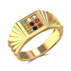 Cicely Navratna Ring