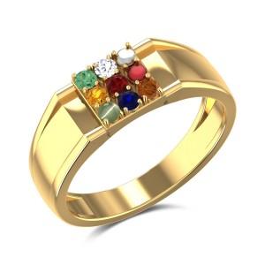 Carmelita Navratna Ring