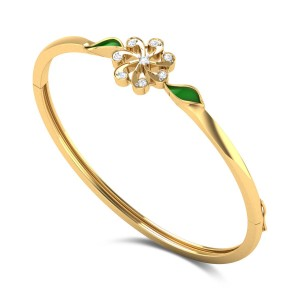 Grace Kids Diamond Bangle