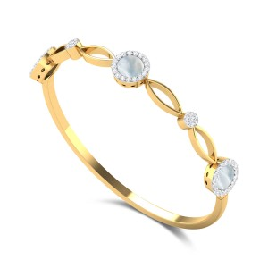 Joyrico Diamond Bangle