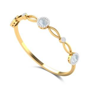 Joyrico Diamond Bangle