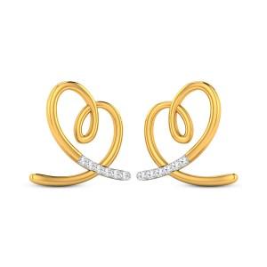 Hermoine Diamond Earrings