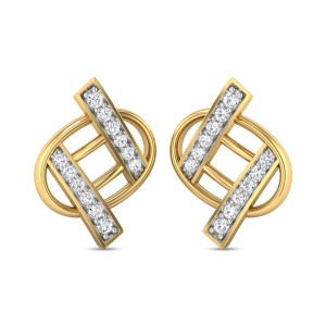 Felicity Diamond Earrings
