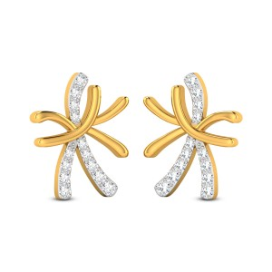 Reverie Diamond Earrings