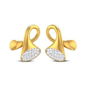 June Diamond Earrings