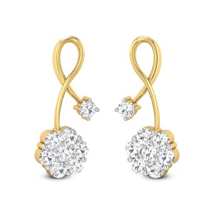Sierra Diamond Earrings