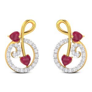 Sintilia Diamond Earrings