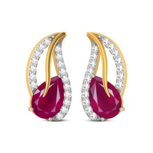 Astoria Diamond Earrings