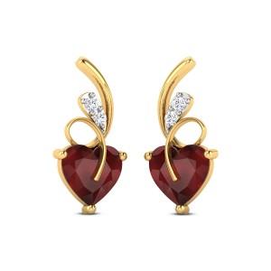Bennett Diamond Earrings