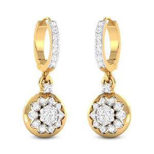Cantata Diamond Earrings