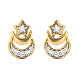 Bay Diamond Earrings
