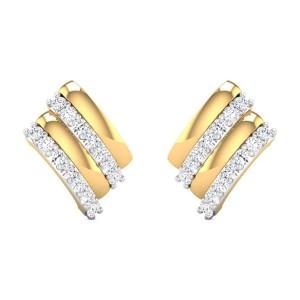 Bayan Diamond Earrings