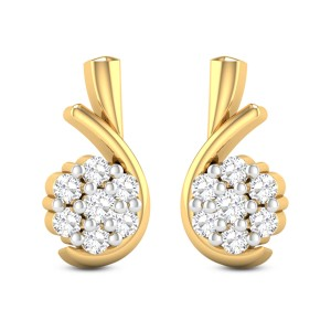 Fawn Diamond Earrings
