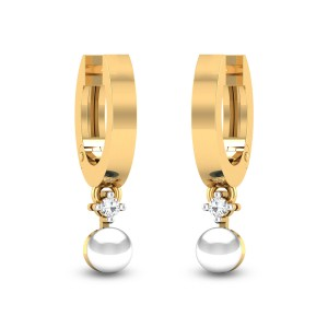 Mignonette Hoop Earrings
