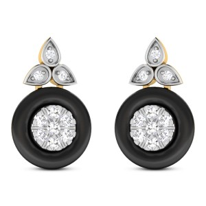 Illyria Diamond Earrings